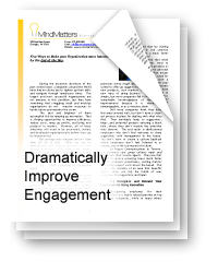 Dramatically Improve Employee Engagement