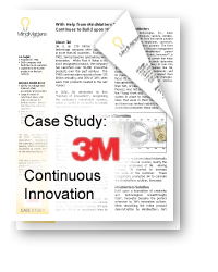 3M: Continuous Innovation