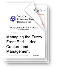 Managing The Fuzzy Front End — Idea Capture and Management