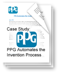 PPG Automates the Invention Process